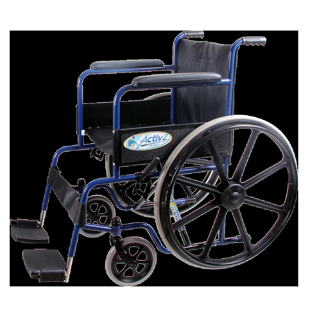 silla de ruedas electrica y manual