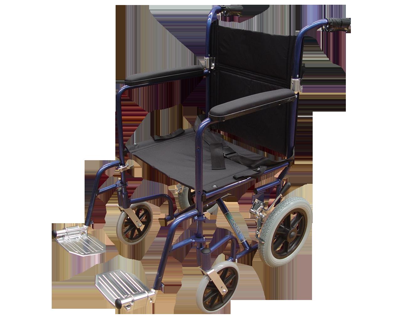 Yatromex silla de ruedas tipo traslado r2mil de aluminio - Silla de traslado ...