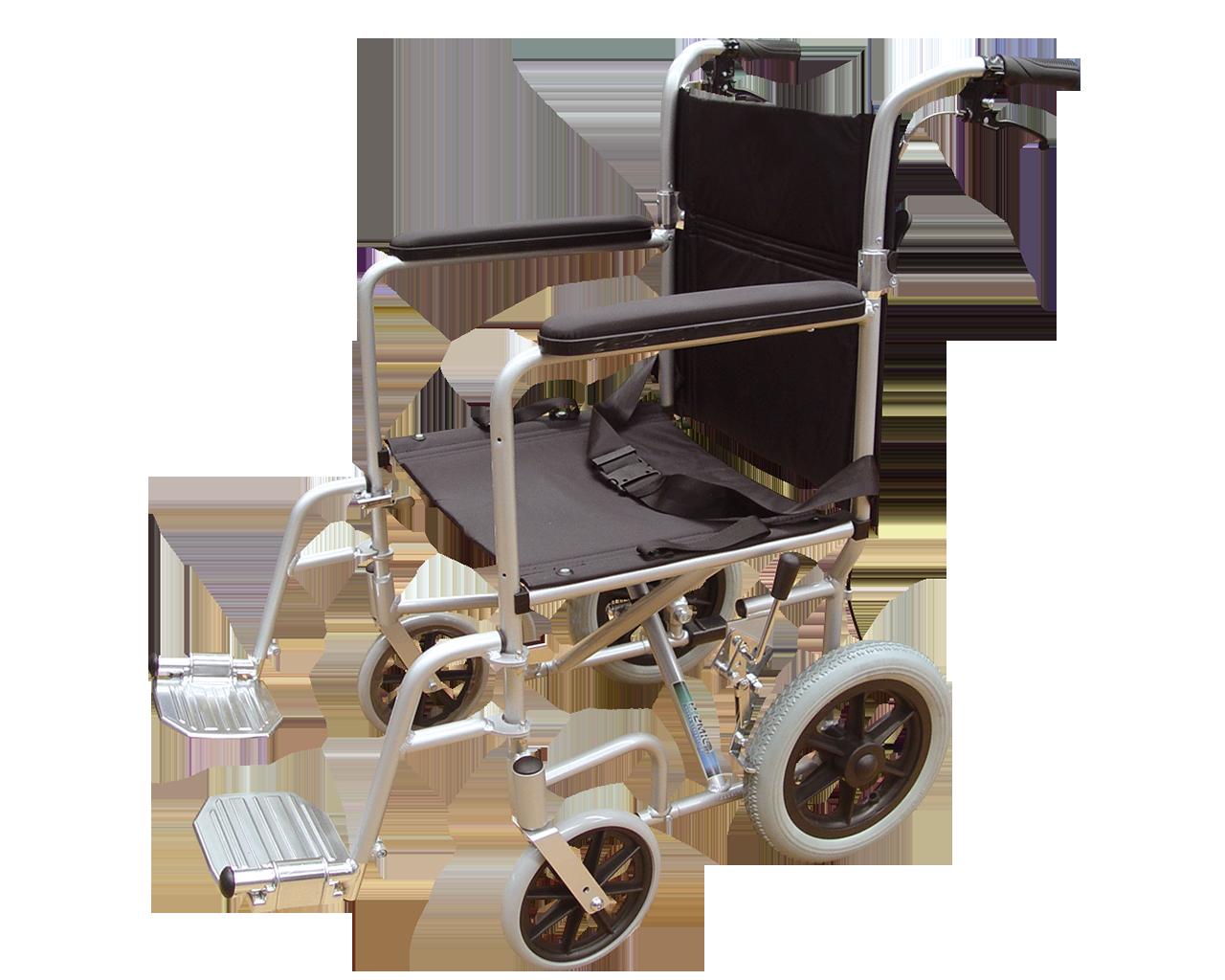Yatromex silla de ruedas tipo traslado r2mil de aluminio - Sillas de ruedas de traslado ...